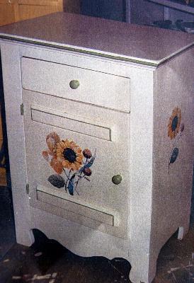 buffets peints enfilades peintes meubles peints confiturier peints meubles relook s. Black Bedroom Furniture Sets. Home Design Ideas