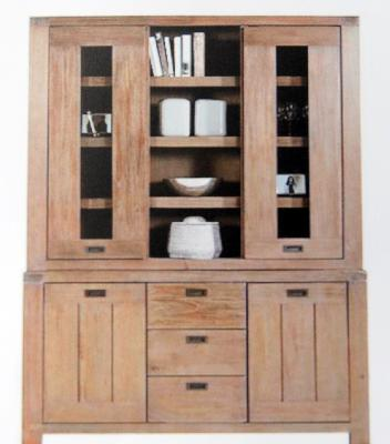 Vaisselier consoles meubles cuisine tables pin massif for Meubles en suisse