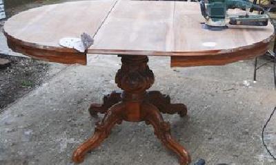 Relooking cuisines cr ations originales francaises savoir for Relooker une table en bois
